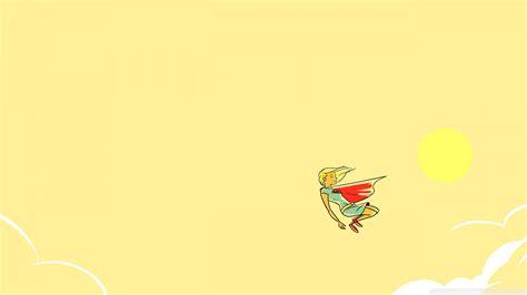 wallpaper hd 1920x1080 cartoon supergirl cartoon 4k hd desktop wallpaper for 4k ultra hd