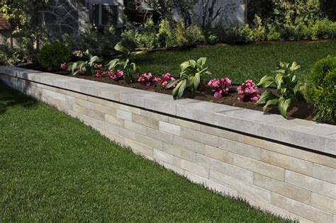 modern retaining wall retaining wall products modern patio montreal by