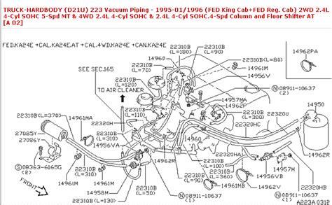 nissan z24 engine wiring diagram get free image