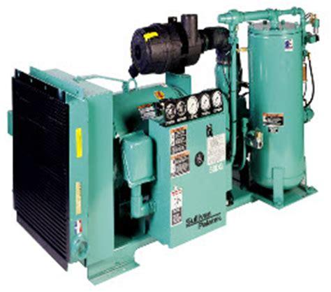 sullivan palatek dg series rotary screw air compressor