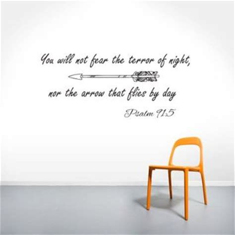 Bathroom Wall Stickers Amazon Wall Decals Quotes Psalm 91 5 Quote Bible From Amazon Wall