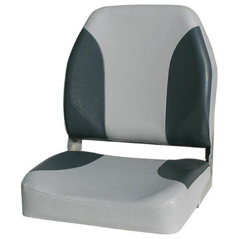 stoel visboot wise premium big man fishing boat seat 96435 fold down
