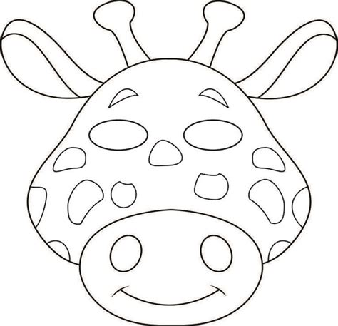 printable paper mask template best 25 animal mask templates ideas on pinterest mask