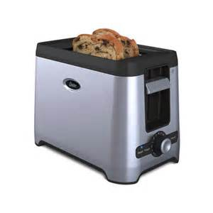 Wide Slot Toaster Oster 2 Slice Wide Slot Retractable Cord Toaster