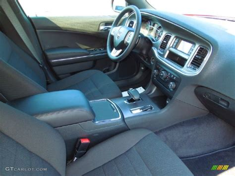 Black Charger With Interior by Black Interior 2013 Dodge Charger Se Photo 70755473