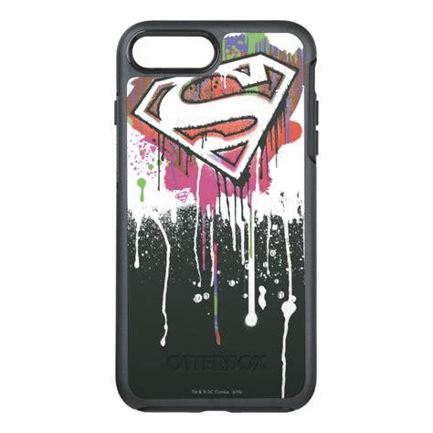 Superman Iphone 7 superman stylized twisted innocence logo otterbox