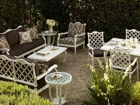 White Outdoor Patio Furniture White Patio Set Patio Design Ideas
