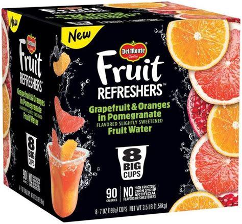 fruit refreshers monte 174 fruit refreshers grapefruit oranges in