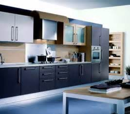 Interior Designing For Kitchen Unique Interior Design Of Fashionable Kitchen