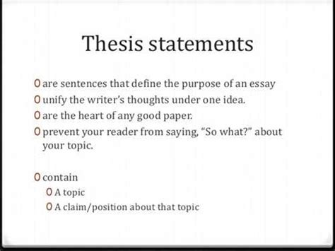 thesis statement about school bullying apa educational research papers