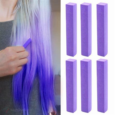 Lavender 3 Tone Violet mistery 6 plum mistique violet purple hair color hairchalk