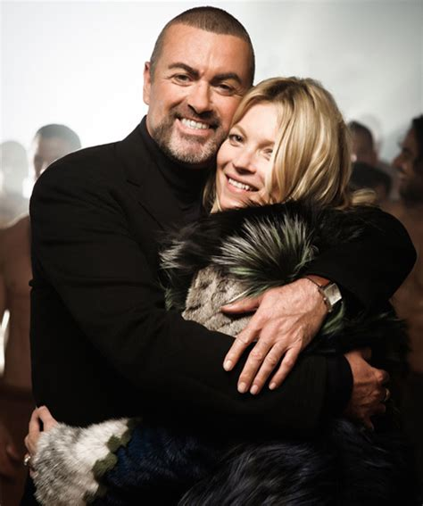 george michael 2014 music makeup and fashion pinterest kate moss appears in george michael s new video white light