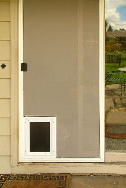 Screen For Sliding Patio Door Sliding Patio Door Screens Mobile Screens Etc Inc Residential Commercial Portland Oregon