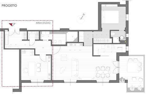 Progetto Appartamento 90 Mq by Casa Studio Di 90 Mq Scritto Di Notte
