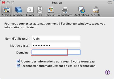 bureau a distance mac bureau 224 distance ou remote desktop contr 244 le 224 distance