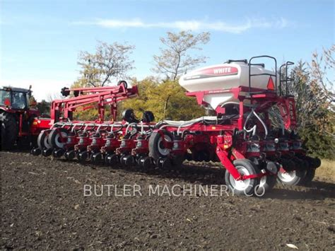 White Planters Agco by 2013 Agco White Wp8824 Planting Equipment For Sale 4 681