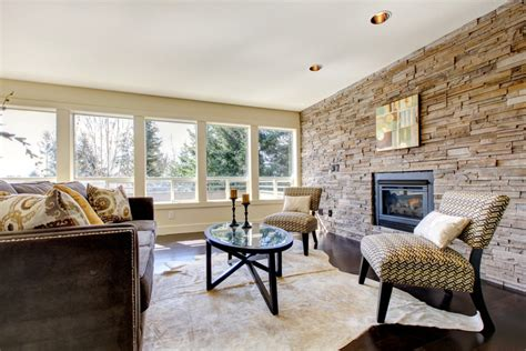 stone wall in living room 30 gorgeous living rooms with stone walls interiorcharm