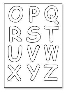 printable letters ofthe alphabet to cut out 1000 images about alpha letters on pinterest printable