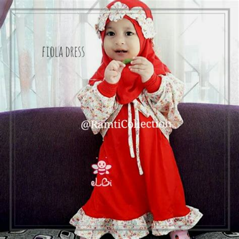 Gamis Anak Untuk Usia 2 3 Tahun baju gamis anak terbaru i baju muslim anak perempuan lucu