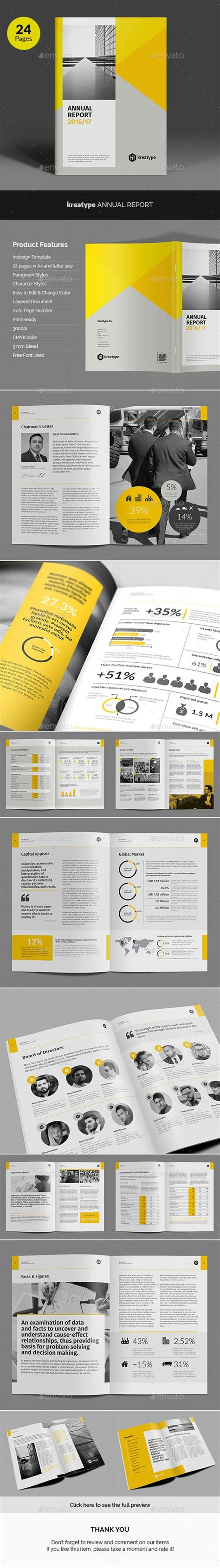 Https Graphicriver Net Item Divided Annual Report Template 13185075 Kreatype Annual Report Creative Design And Marketing