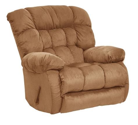 catnapper teddy recliner teddy chaise rocker recliner by catnapper wolf