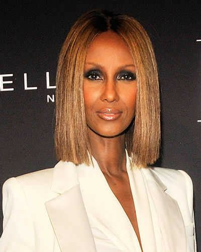 Iman Cherrywood Hair Color | tressfreedom style ideas tressfreedom