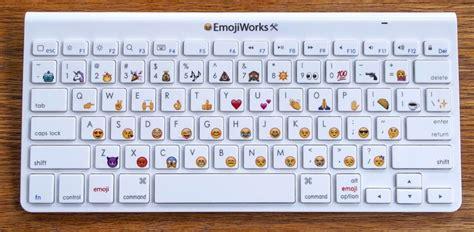 lettere per tastiera vuoi le emoji sul pc ecco la tastiera fatta di lettere e