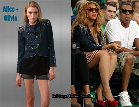 In Beyonces Closet Chanel by In Beyonce Knowles Closet Denim