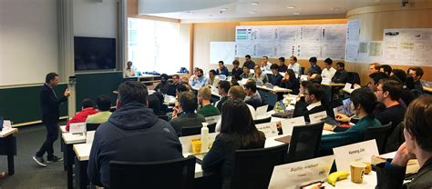 Imd Lausanne Executive Mba by Imd Mbas Immersed In Innovation