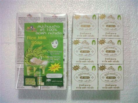 Jual Sabun Beras Thailand Asli Murah jual sabun beras murah asli import thailand