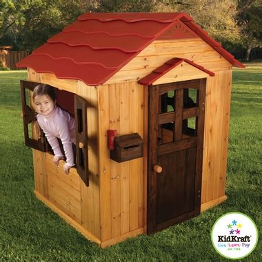 Outdoor Playhouse Furniture For by Kidkraft Outdoor Playhouse Free Shipping 298 00