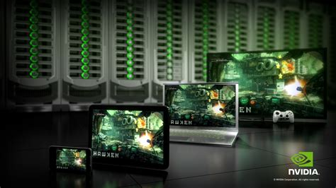 cloud gaming console nvidia will cloud gaming mit geforce grid und vgx