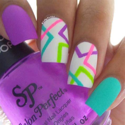 easy nail art bright colors abstract nail art ideas for nail art lover
