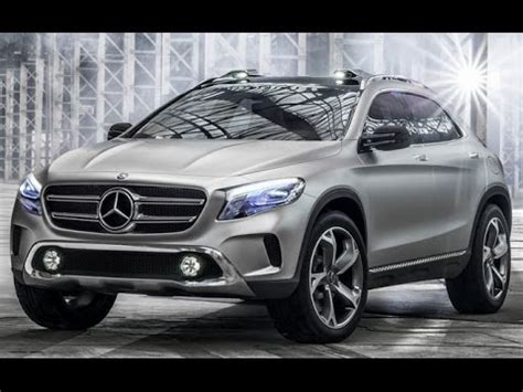 2016 mercedes benz gla class suv : review youtube