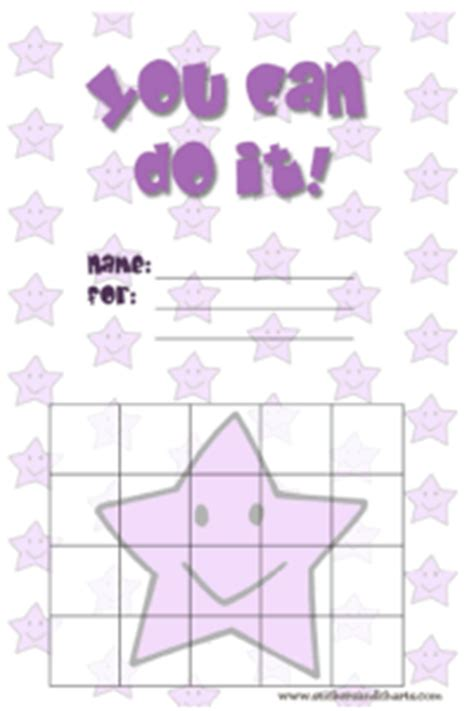 cute star charts free printable reward charts for kids