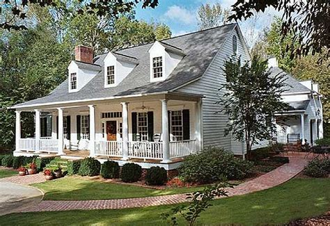 Southern Home House Plans by Plan W32533wp Traditional Photo Gallery Country Corner