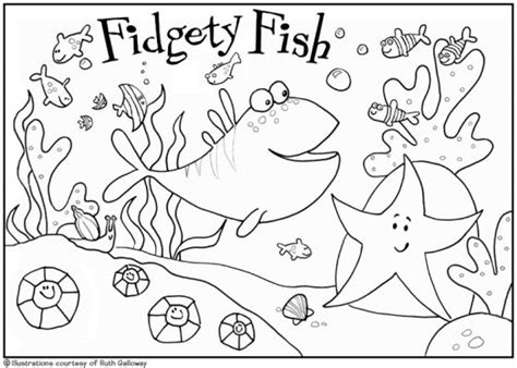 pin underwater scene for kids coloring pages on pinterest