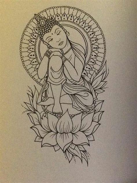 buddha tattoo tumblr buddha sketch drawings
