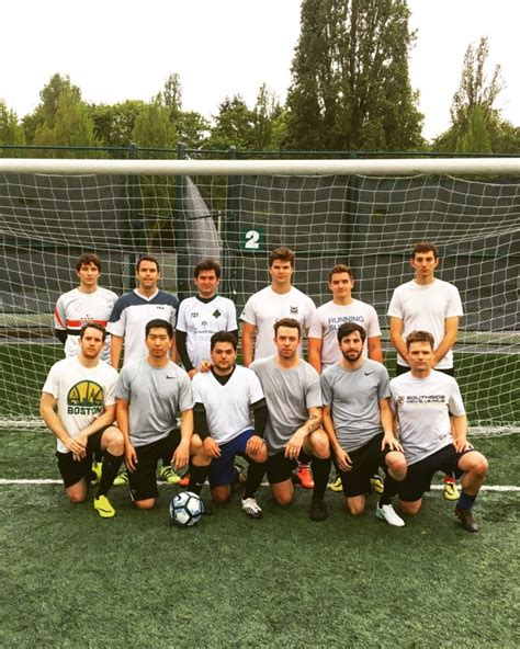 Mba Soccer by How Intramural Soccer Is Like Getting Your Mba