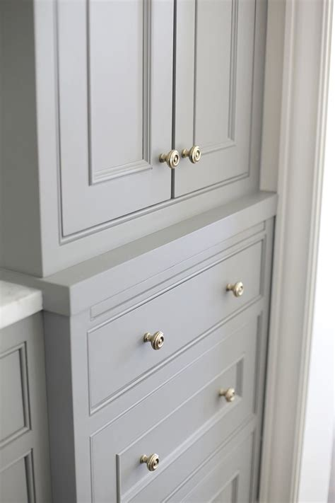 Cabinet Bras by Inset Cabinetry Is Designed With Bolection Molds Beaded