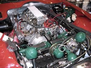 Maserati V6 Engine Retromobile 2010 V8 Citro 235 N Sm