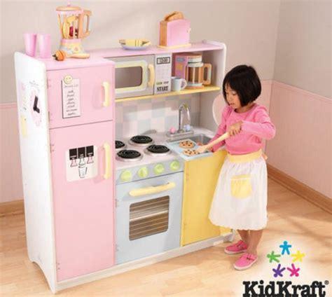 cucine in legno per bambine da bambini le cucine di legno by kidkraft