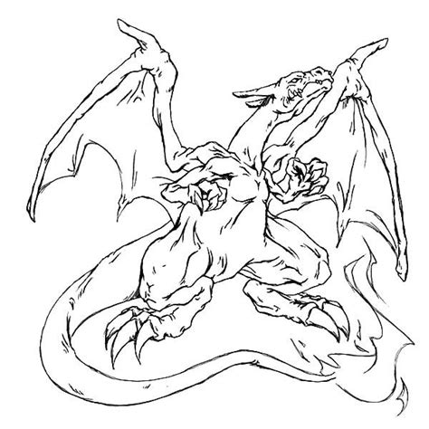 Charizard Z Drawing by Free Mega Charizard Coloring Pages