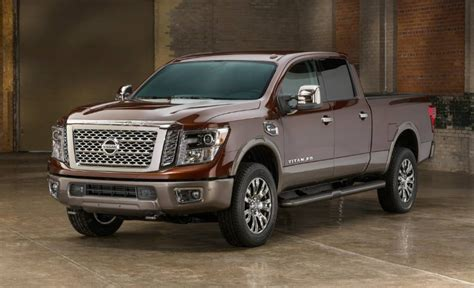 2020 Nissan Titan Updates by 2019 Nissan Titan Xd Changes Release Date Interior