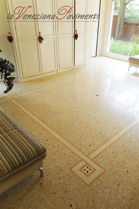 pavimento veneziano prezzi seminato veneziano interesting terrazzo alla veneziana
