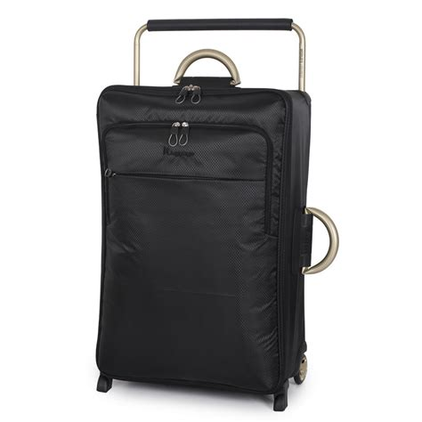 lightest cabin suitcase world s lightest suitcase black 73cm luggage travel
