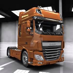 Help Comfort Daf Xf Euro 6 Render By Rolandstudiodesign On Deviantart