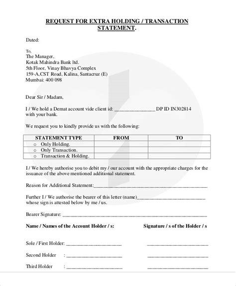 sle bank statement statement letter teacheng us