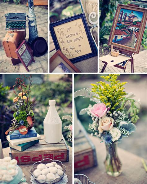 Whimsical Wedding by Real Wedding Jason S Whimsical Vintage Miami
