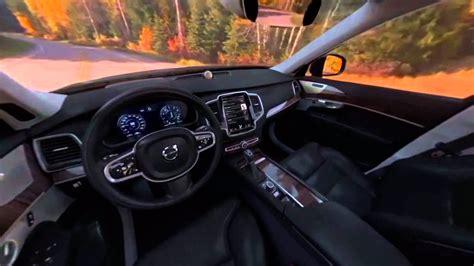Volvo Xc90 Luxury Suv Volvoreality Test Drive Teaser